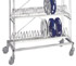 2807 Alumtech SMT Reel Rack Large Trolley Base